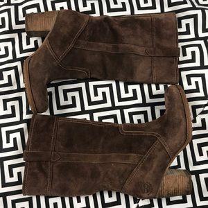 •Timberland• chunky heel TimberDry